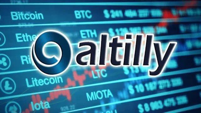CrytoWater $C2O listed and trading on Altilly
